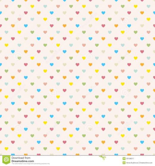 seamless-polka-dot-colorful-pattern-hearts-vector-35128017